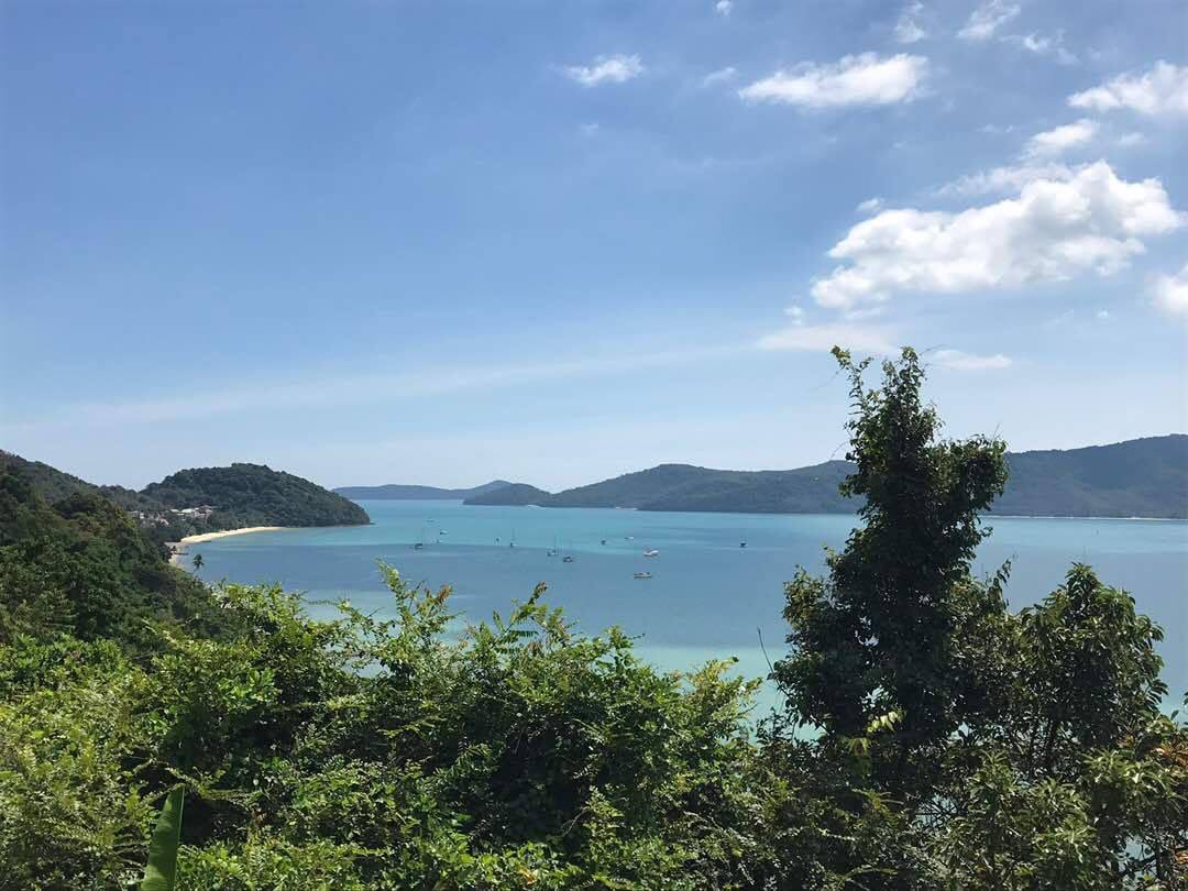For the peace of Mind and Soul: Panwa, Phuket