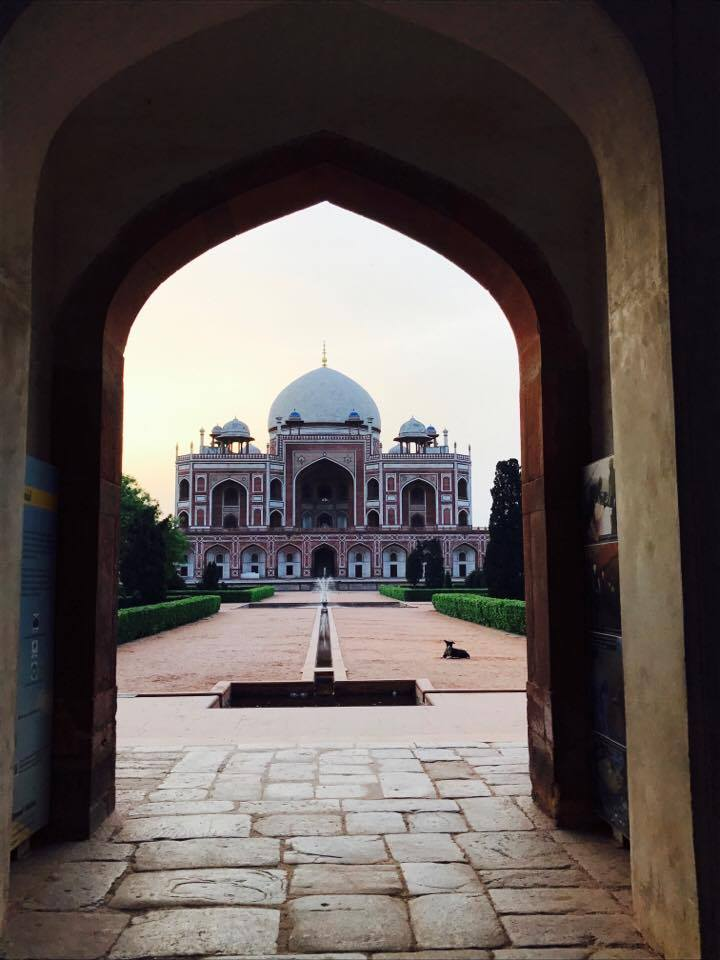 Humayun's Tomb: In Pictures