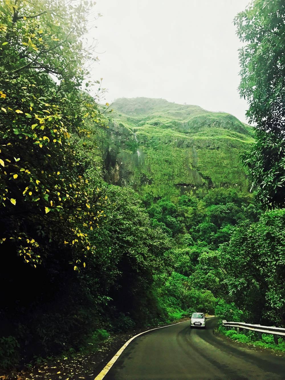 Monsoon Drives from Pune: Tamhini Ghat
