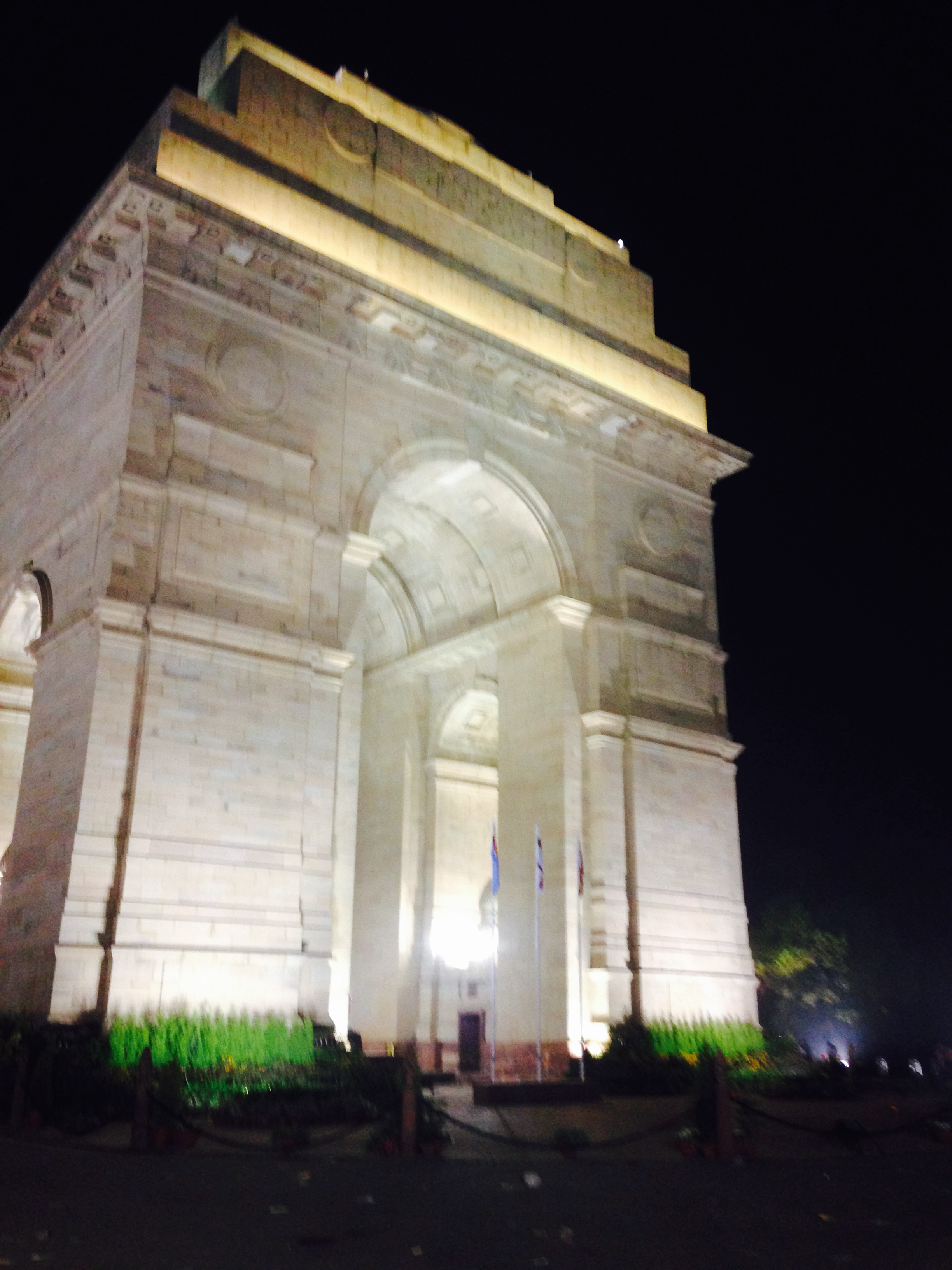 Its not just India Gate!!!