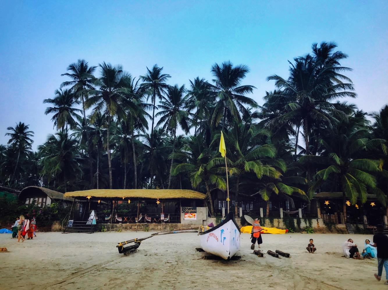 Our favorite beaches in GOA