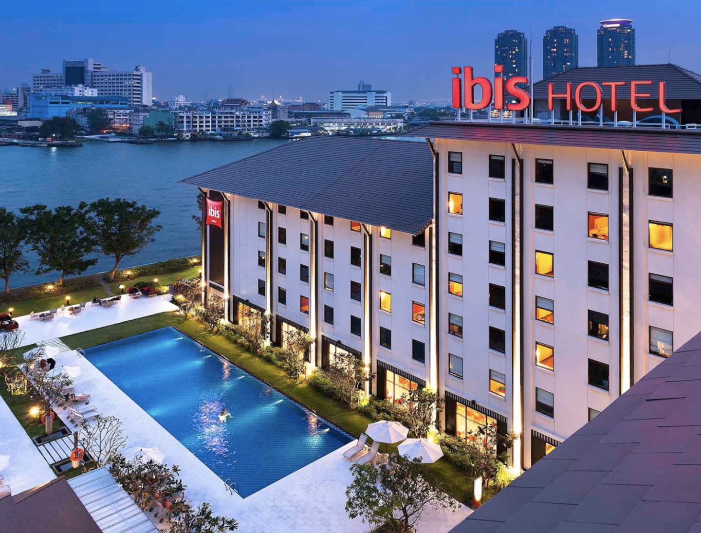 Why we love IBIS Riverside Bangkok?