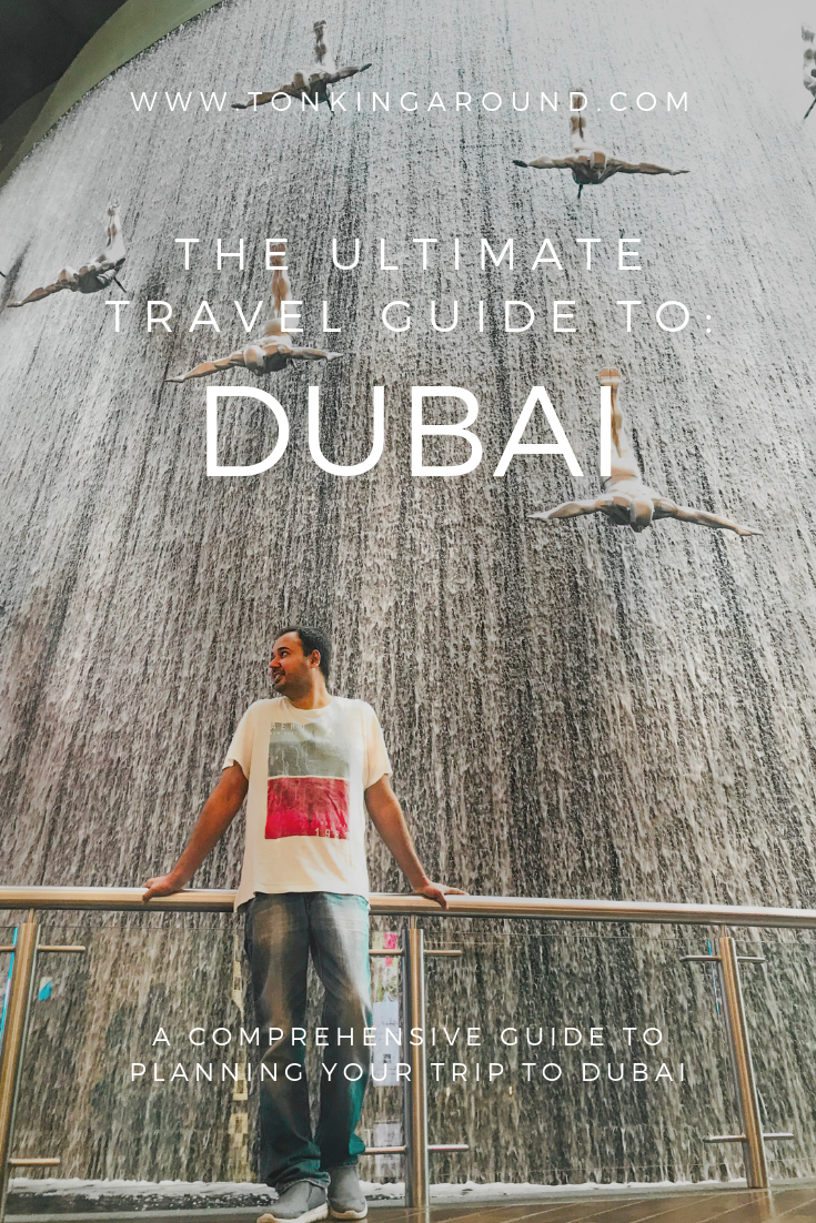 The Ultimate Travel Guide to DUBAI