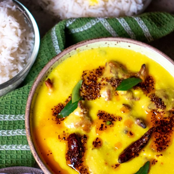 The Best Punjabi Kadhi Pakora Recipe