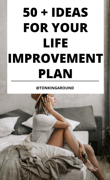 Personal development takes a lot of time, but  you really need  a Life Improvement plan to go in the right direction.